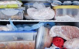 Thịt lợn, gà, bò cấp đông trong tủ lạnh được bao lâu? Bộ Nông nghiệp Mỹ hướng dẫn cụ thể