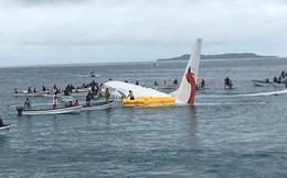 Hai trong số 4 công dân Việt đã về nước trong vụ máy bay lao xuống biển, gần 50 người thoát chết thần kỳ