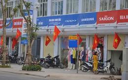 """Ảnh, clip: Tuyến phố kiểu mẫu đầu tiên ở Hà Nội thất bại sau 2 năm thử nghiệm """"đồng phục"""" biển hiệu"""