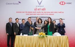 VinFast được CHLB Đức bảo lãnh khoản vay 950 triệu USD nhập khẩu thiết bị