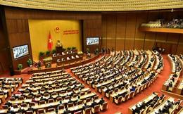 Quốc hội lấy phiếu tín nhiệm 48 chức danh chủ chốt