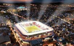 Sân vận động trong trung tâm là thiếu tầm nhìn?