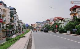 Hà Nội đề xuất làm đê bê tông cốt thép kết hợp mở rộng đường Âu Cơ