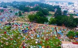 Tiếp tục giải toả gần 10.000 ngôi mộ ở Nghĩa trang Bình Hưng Hoà