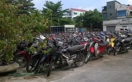 """Quá tải xe máy """"vô chủ"""" ở TP HCM, Đồng Nai"""