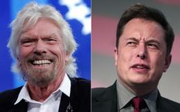 """Tỷ phú Richard Branson: Elon Musk nên ngủ nhiều hơn và đừng """"nhiều lời"""" trên Twitter nữa"""