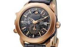"""Nắm giữ nhiều kỷ lục thế giới, hãng đồng hồ cao cấp Bulgari lại tiếp tục tung ra """"cỗ máy thời gian"""" phức tạp nhất từ trước tới giờ"""