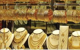 Choáng ngợp trước chợ vàng lớn nhất thế giới ở Dubai
