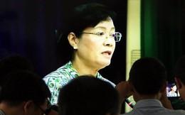 """Bà Nguyễn Thị Quyết Tâm: """"Ai làm sai nhưng lãnh đạo đương nhiệm phải giải quyết"""""""