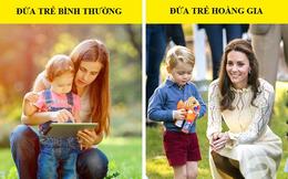 Sự thật thú vị về những đứa trẻ thuộc dòng dõi Hoàng gia