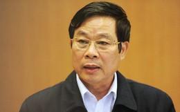 Xóa tư cách nguyên Bộ trưởng Thông tin và Truyền thông Nguyễn Bắc Son