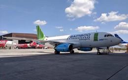 Hé lộ những hình ảnh đầu tiên về máy bay của Bamboo Airways