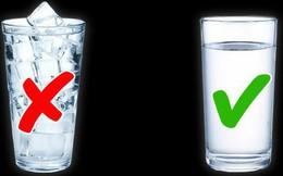 Lúc nào uống nước lạnh, lúc nào uống nước ấm: Biết để uống cho đúng, không hại sức khoẻ