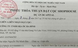 Truy nã giám đốc lừa bán shophouse tại dự án D'Capitale Trần Duy Hưng