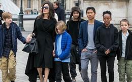 Rộ tin quyền nuôi 6 con của Angelina Jolie và Brad Pitt đã được phân chia, bất ngờ nhất là sự lựa chọn của Pax Thiên