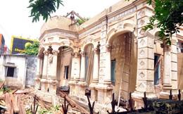 Biệt thự cổ hơn 100 tuổi tại TP.HCM đã bị phá dỡ, hiện chỉ là bãi đất trống