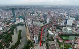 Điểm mặt những tuyến đường đắt nhất hành tinh tại Hà Nội