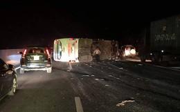Nguyên nhân xe khách Hoàng Long lật thảm khốc trên cao tốc Hà Nội - Hải Phòng