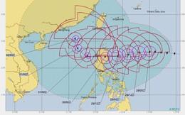 Công điện chỉ đạo ứng phó siêu bão YUTU gần Biển Đông