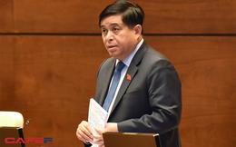 Bộ trưởng Nguyễn Chí Dũng: Từng có giai đoạn quyết định đầu tư nhưng không biết tiền ở đâu và có bao nhiêu!