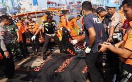 Tai nạn máy bay thảm khốc ở Indonesia: Vớt được 6 thi thể ngoài biển