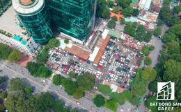 Cận cảnh dự án đất vàng Lavenue Crown rộng 5.000m2 sát cạnh tòa nhà Diamond giữa trung tâm Sài Gòn sắp bị thu hồi