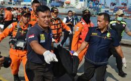 Rơi máy bay ở Indonesia: Tìm được 18 thi thể nạn nhân