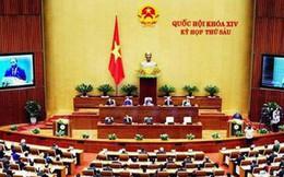 Sáng nay 30-10, Quốc hội bắt đầu chất vấn các thành viên Chính phủ