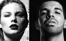 """Top 5 album có lượng tiêu thụ """"khủng"""" nhất tại Mỹ năm 2018: Taylor Swift và Drake """"rượt đuổi"""" nhau gay cấn"""