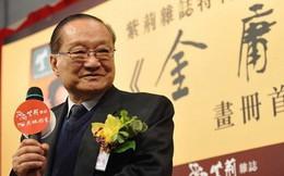 Tác gia võ hiệp huyền thoại Kim Dung qua đời ở tuổi 94