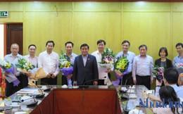 Bộ Kế hoạch và Đầu tư bổ nhiệm, luân chuyển 7 lãnh đạo cấp vụ