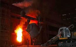 Giá thép Trung Quốc giảm mạnh
