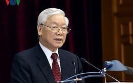 Người phát ngôn nói về việc Tổng Bí thư được giới thiệu để Quốc hội bầu giữ chức Chủ tịch nước