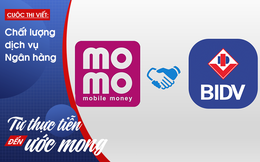 Liên kết với nhau, đừng để ngân hàng chỉ làm nền cho ví điện tử