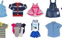Từ 14/9, xuất khẩu quần áo trẻ em sang EU hưởng thuế 0%