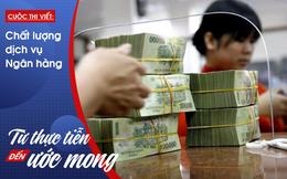Những góp ý chân thành về dịch vụ ngân hàng của cô kế toán thường xuyên giao dịch với Shinhan, BIDV, Woori Bank