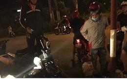 """Xe """"điên"""" tông hàng loạt ô tô, xe máy đang dừng đèn đỏ ở Đồng Nai"""