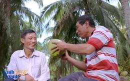 Hành trình ngược dòng Mê Kông ở thủ phủ dừa của Việt Nam