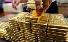 Cuối tuần, giá vàng tiếp tục tăng mạnh