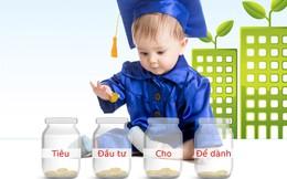 Muốn con mình lớn lên giàu sang phú quý, bạn nhất định phải dạy trẻ 7 bài học tài chính này ngay từ khi còn nhỏ!