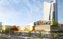 Về tay đại gia Hàn Quốc, đại siêu thị lớn nhất Hà Nội đang rục rịch triển khai