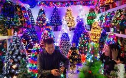 Ngôi làng Giáng Sinh ở Trung Quốc hoàn toàn thản nhiên trước cuộc chiến thương mại