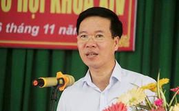 Ông Võ Văn Thưởng: Không có khái niệm 'hạ cánh an toàn'