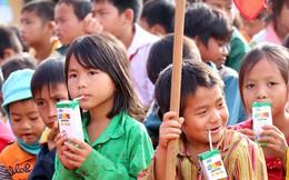 Vinamilk trúng thầu Chương trình Sữa học đường trên địa bàn Hà Nội