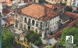 TPHCM bắt đầu trùng tu căn biệt thự cổ 35 triệu USD