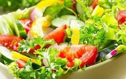 """Rau ăn lá, rau sống, rau mầm ăn như thế nào để không """"bỏ phí"""" dinh dưỡng"""