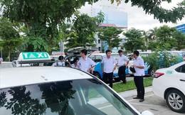 Đà Nẵng: Nhiều tài xế ngưng đón khách để phản đối xe dù và Grab