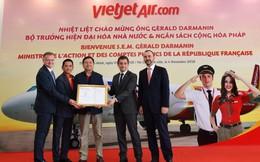 Vietjet nhận Tổ hợp buồng lái mô phỏng tàu bay, tiến gần hơn đến làm chủ khoa học kỹ thuật tiên tiến