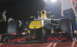 20h tối nay, lễ ra mắt giải đua xe F1 được tổ chức hoành tráng ở Hoàng thành Thăng Long