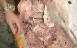 Lạng Sơn: Bắt giữ lượng lớn trám đen, nầm lợn nhập lậu không rõ nguồn gốc